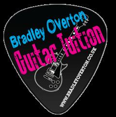 Bradley Overton Guitar Lessons Kettering